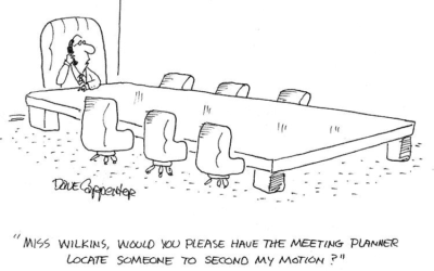 Key People Not Able to Make Your Meeting?