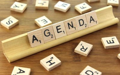 The Long and Short of Meeting Agendas
